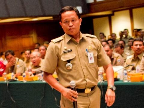 Kepala Dinas Lingkungan Hidup DKI Jakarta, Isnawa Adji. Foto: