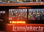 Libur Lebaran Transjakarta Tambah Armada Bus