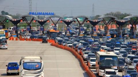 Ilustrasi kemacetan di Tol Cipali/Medcom.id/Ahmad Rofahan