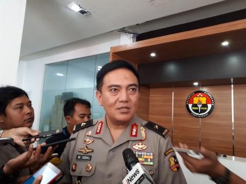 Kepala Biro Penerangan Masyarakat Polri Brigadir Jenderal