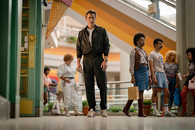 Chris Pine dalam Wonder Woman 1984 (Foto: Warner Bros)