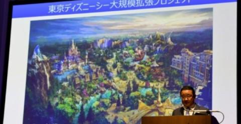 Let It Grow: Tokyo DisneySea Adds 'Frozen' in $2.3 Billion Expansion