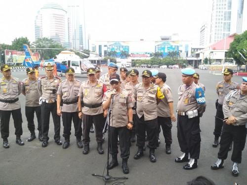 Kapolri Jenderal Tito Karnavian - Medcom.id/Deny Irwanto.