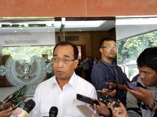 Menteri Perhubungan Budi Karya Sumadi - Medcom.id/Siti Yona