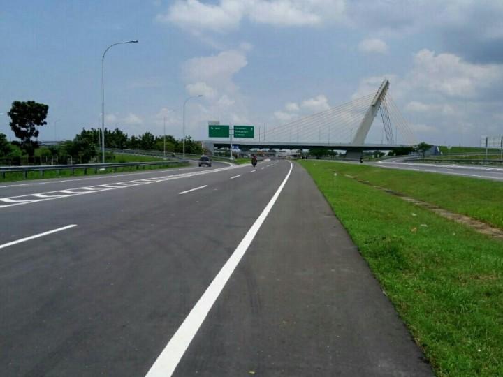 281.286 Kendaraan Lewati Tol Solo-Ngawi