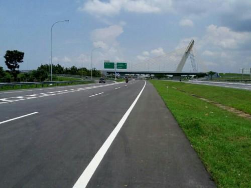 Ilustrasi Jalan Tol Solo-Ngawi. Foto: Medcom.id/Pythag Kurniati