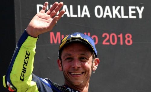Valentino Rossi (Foto: AFP/Tiziana Fabi)