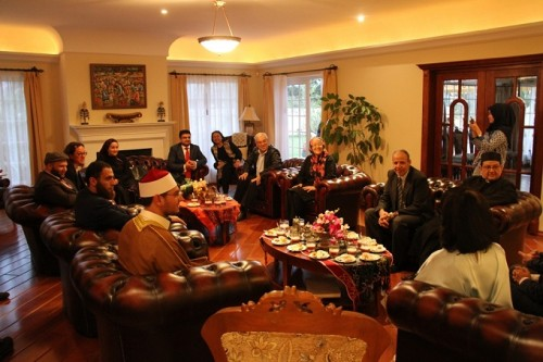 Buka puasa Kedutaan Besar Indonesia untuk Ekuador bersama negara
