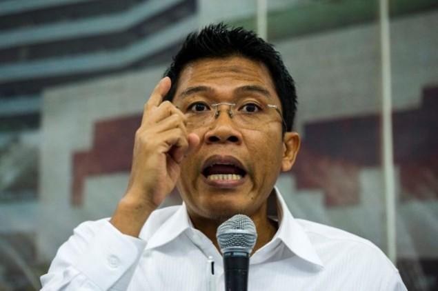 Ketua Departemen Pengawasan Pembangunan DPP Partai Golkar Mukhamad Misbakhun--Antara/Ismar P