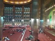 Takbiran di Masjid Istiqlal Dibatasi Hingga Tengah Malam