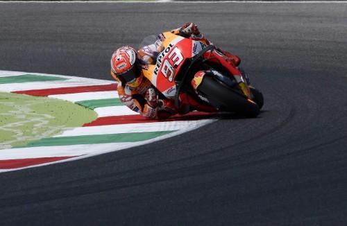 Marc Marquez. (Foto: AFP/Filippo Monteforte)
