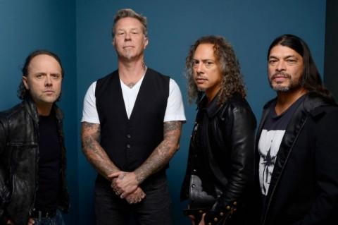 Metallica Raih Penghargaan Bergengsi