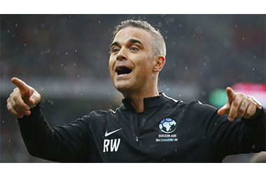Robbie Williams (Foto: Sky.com)