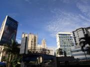 Jakarta Cerah Berawan di Hari Kedua Lebaran