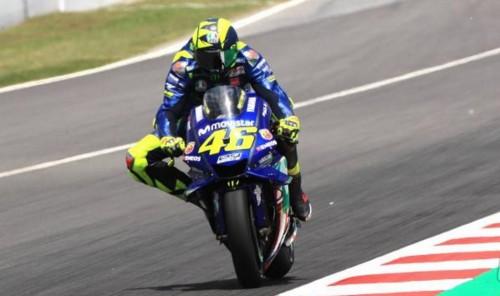 Valentino Rossi. (Foto: Crash)