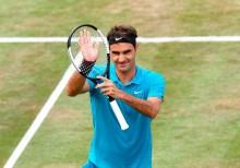 Roger Federer Melaju ke Semifinal Stuttgart Terbuka