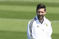 Messi Masih Mau Main di Piala Dunia 2022