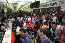 Pemudik Kembali ke Jakarta mulai Hari Lebaran