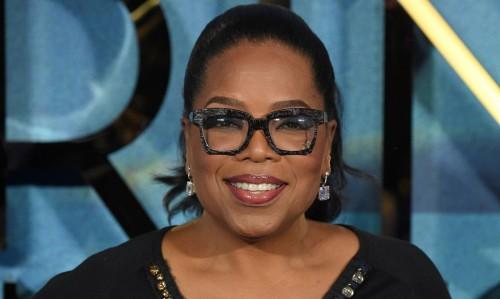 Oprah Winfrey. (Anthony Harvey/AFP/Getty Images)