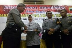 Tatapan Terakhir Polisi sebelum Tewas Ditembak Teroris
