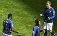 Griezmann jadi Pemain Terbaik Pertandingan