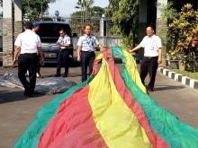 Bandara Adisutjipto Temukan Balon Udara Pakai Gas Melon