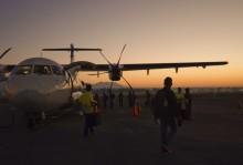 Penumpang Bandara Lombok Naik 9%