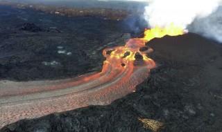 Lava Gunung Kilauea Hawaii Hancurkan 467 Rumah