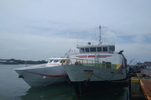Ilustrasi kapal di pelabuhan. Medcom.id/Rahmatullah