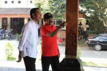 Jokowi Napak Tilas ke Balai Kota Surakarta