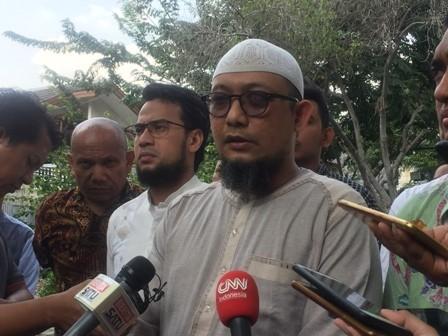 Penyidik senior KPK Novel Baswedan/Medcom.id/Intan Yunelia
