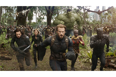 Avengers: Infinity War (Foto: YouTube)