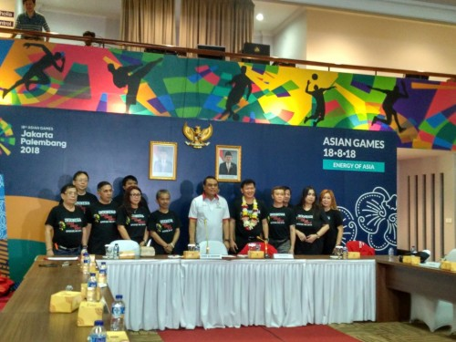Ketua Umum Gabungan Bridges Seluruh Indonesia (GABSI) Ekawahyu