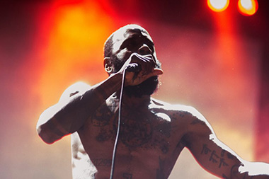 Death Grips (Foto: Getty Images)