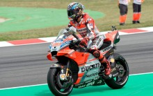 Kalahkan Marquez dan Rossi, Lorenzo Berjaya di MotoGP Catalunya