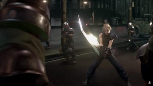 Versi remake dari Final Fantasy kini tengah dikembangkan bersama