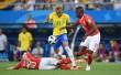 Dramatis, Brasil Ditahan Imbang Swiss