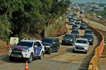 Tol Fungsional Hari Ini Dibuka Untuk Arus Balik Jakarta