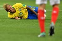 Neymar jadi Pemain Paling Sering Dilanggar