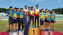 Rekornas Lompat Jauh Putra Akhirnya Pecah Setelah 33 Tahun