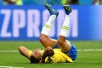 Gabriel Jesus Pasrah tak Diberi Penalti Lawan Swiss