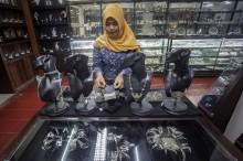Ekspor Kerajinan Perak Bali Naik 11,16%
