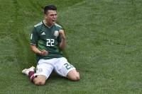 Bobol Gawang Jerman, Gol Terbaik Lozano Sepanjang Kariernya
