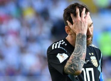 Beratnya Menjadi Messi