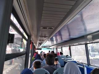 Menikmati Kota dengan Menggunakan Bus Jakarta Explorer