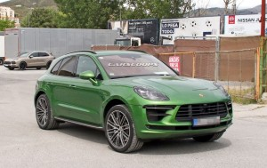 New Porsche Macan Debut di Akhir 2018