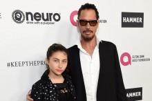 Sang Anak Mengenang Mendiang Chris Cornell
