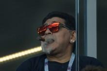 Argentina Ditahan Imbang, Maradona Kritik Sampaoli