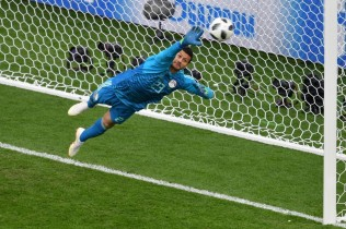 Kiper Mesir Tolak Penghargaan <i>Man of The Match</i>