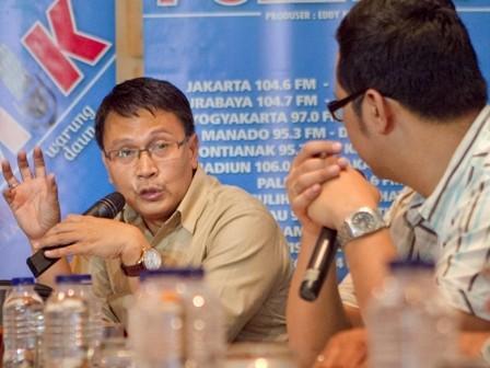 Ketua DPP PKS Mardani Ali Sera/MI/Atet Dwi
